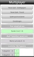 Screenshot of Kopfrechnen DE