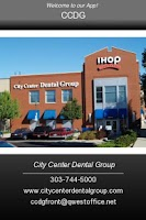 Screenshot of City Center Dental Group