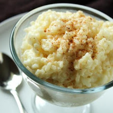 Yummy Creamy Rice Pudding