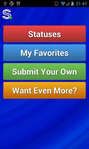 Statusphere+ for Facebook Free