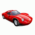 Cars Coloring Book for Kids icon