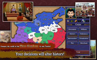 Screenshot of Three Kingdoms