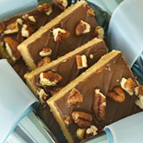 Holiday Toffee Bars