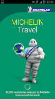 Screenshot of Michelin Travel