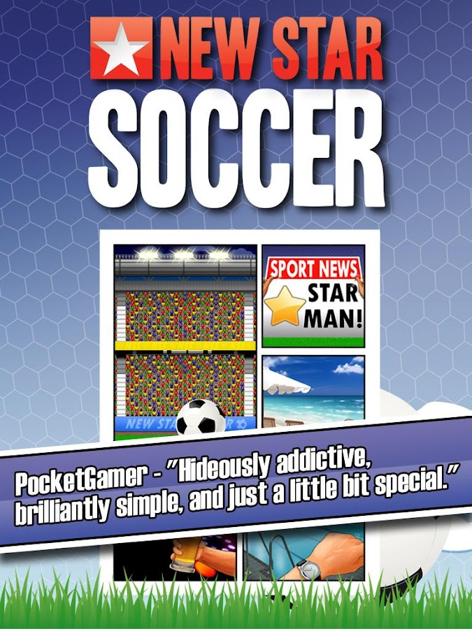 New Star Soccer Screenshot 0