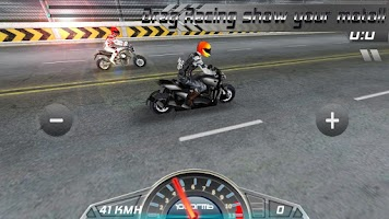 Screenshot of Real Moto HD
