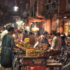busy life by Hasnain Rizvi - People Street & Candids