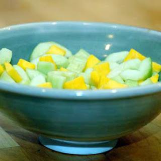 Cucumber Mango Salad Vinegar Recipes