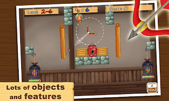 Screenshot of Free The Birds
