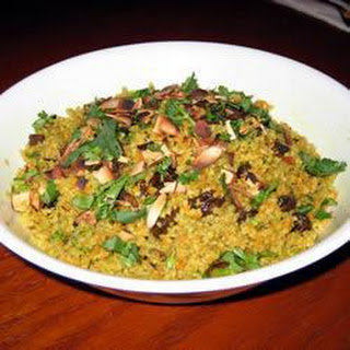 Curry Couscous With Raisins Recipes