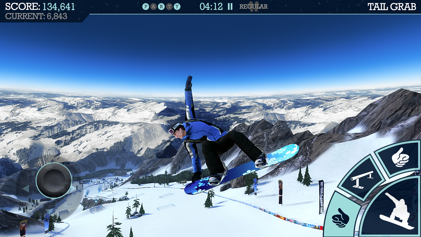 Snowboard Party Screenshot 2