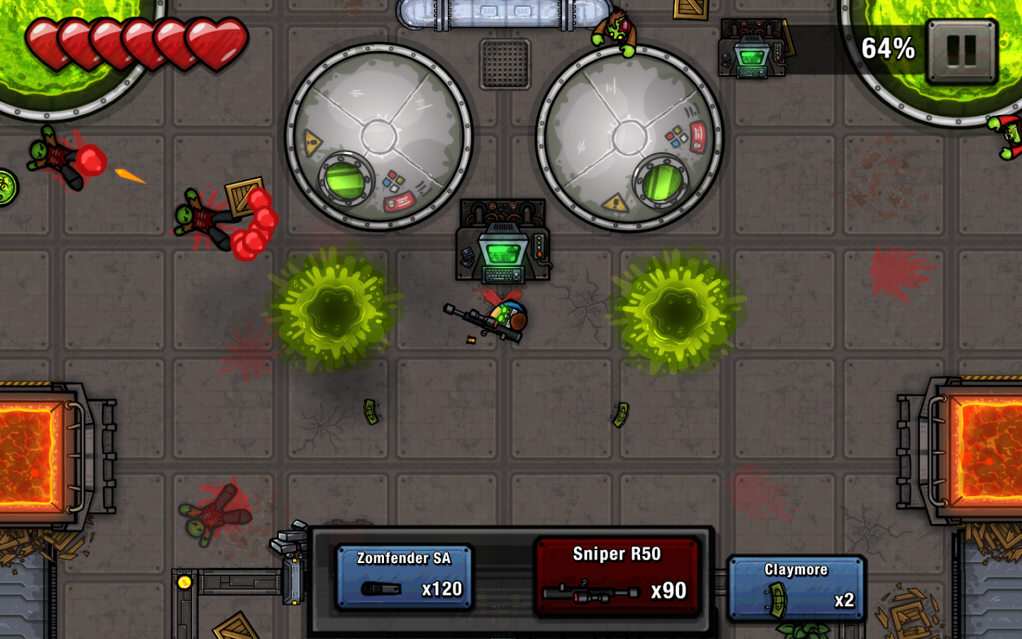 Zombie Scrapper Screenshot 10