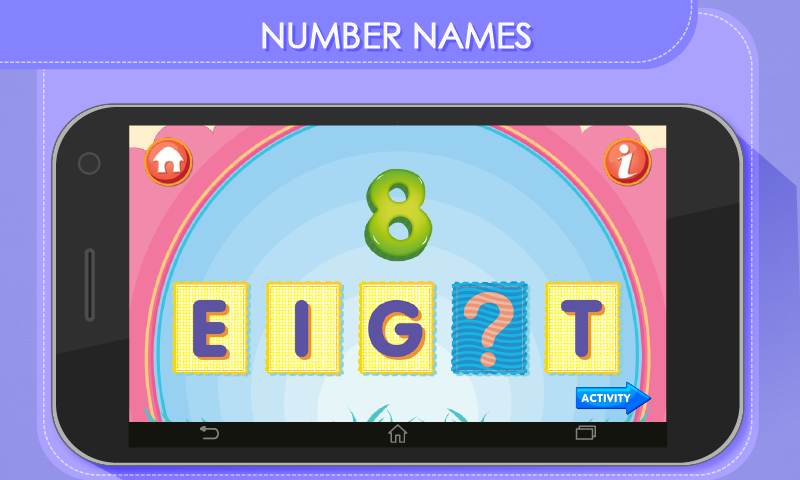 Kids Math Count Numbers Game Screenshot 3