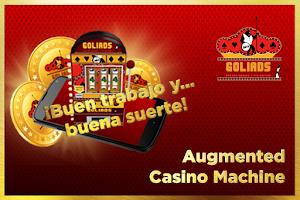 Screenshot of Goliads AR