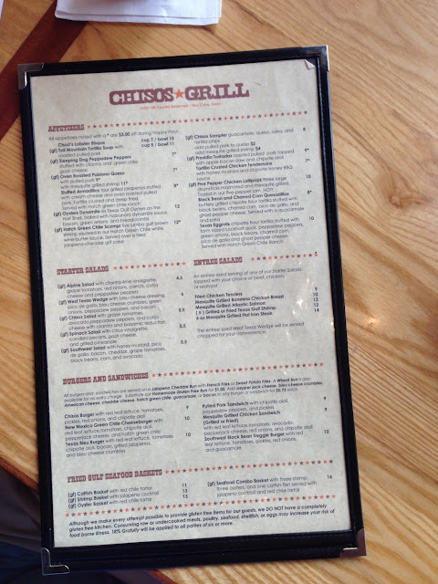 Photo from Chisos Grill