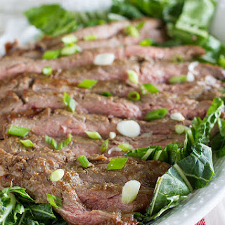Korean Flank Steak Ginger Recipes