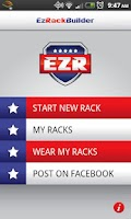 Screenshot of Ez Rack Builder