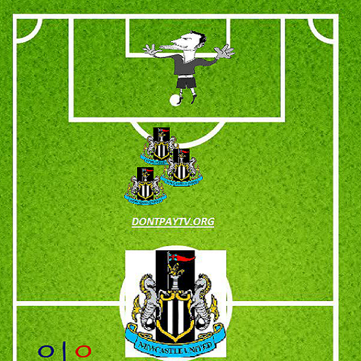 Newcastle game for the fans 體育競技 App LOGO-APP試玩