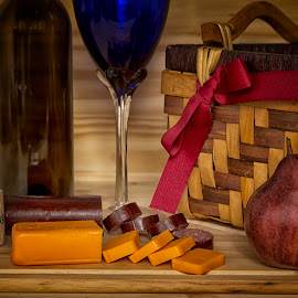 by David Homen - Food & Drink Meats & Cheeses