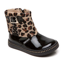 Step2wo Blanche - Leopard Zip Up Boot BOOTS