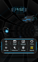 Screenshot of Time Battle Next 3D Theme LWP