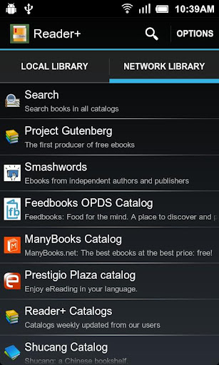 玩免費商業APP|下載Book Reader Free (Reader+) app不用錢|硬是要APP