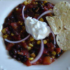 3 Ingredient Chili (Or Salsa)