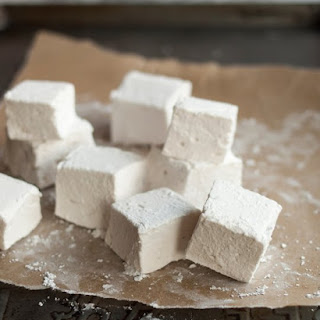 Fluffy Vanilla Marshmallows
