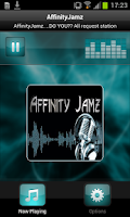 Screenshot of AffinityJamz