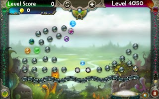 Screenshot of Pegland Deluxe