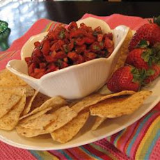 Betty Baker's Strawberry Salsa