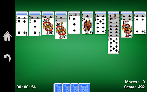 Download Spider Solitaire APK for Android Kitkat