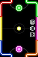 Screenshot of Air Hockey Deluxe