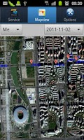 Screenshot of Family GPS Tracks Free
