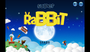 Screenshot of Super Rabbit!