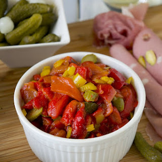 Roasted Red Pepper Relish