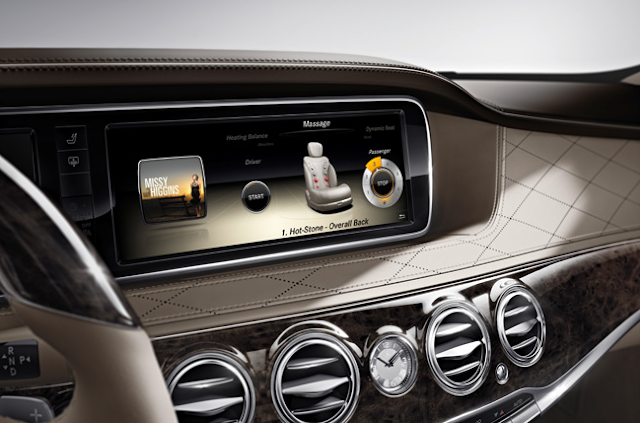 Inside the most Luxurious Merc
