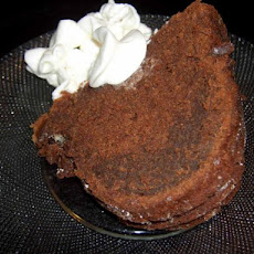 Chocolate Amaretto Pound Cake