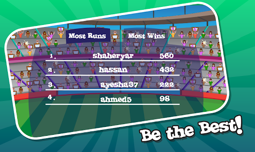 Super Cricket - screenshot