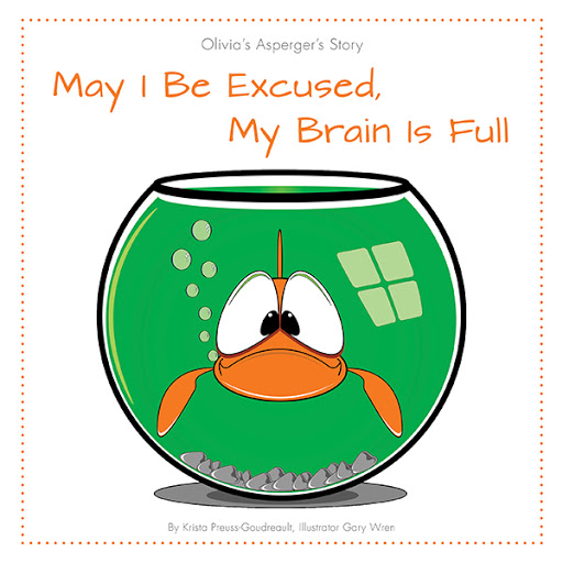 May I Be Excused, My Brain Is Full cover