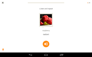 Screenshot of Learn Indonesian with Babbel