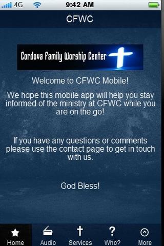 CFWC Mobile