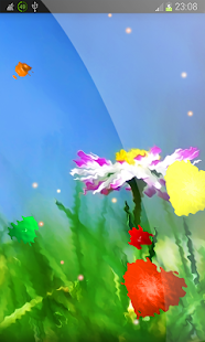 Love Symbols Fantasy HD LWP - screenshot