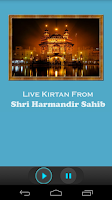 Screenshot of Gurbani - Nitnem & Live kirtan