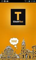 Screenshot of Click4Taxi - Taxi App