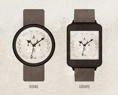 Briar watchface by Iris Screenshot