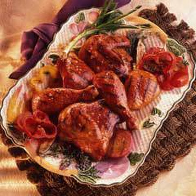 Wish-bone Marinated Chicken Italiano