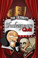 Screenshot of Ultimate Shakespeare Quiz