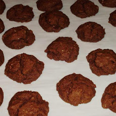 Delicious Low-Fat Ginger Molasses Cookies (Healthy!)