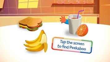 Screenshot of Peekaboo, I See You! BabyFirst